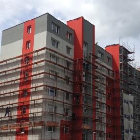 Tmont zateplenie fasády